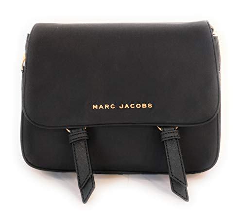 Marc Jacobs Zip That Messenger Bag, Schwarz