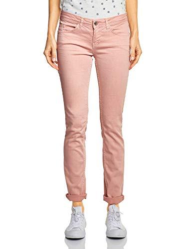 Street One Damen 372061 Jane Slim Jeans,per Pack Rosa (Pale Rose 11273),W28/L32 (Herstellergröße:28)