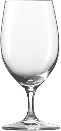 Schott Zwiesel BAR Special 6-teiliges Wasserglas Set, Kristall, farblos, 7.6 cm, 6-Einheiten