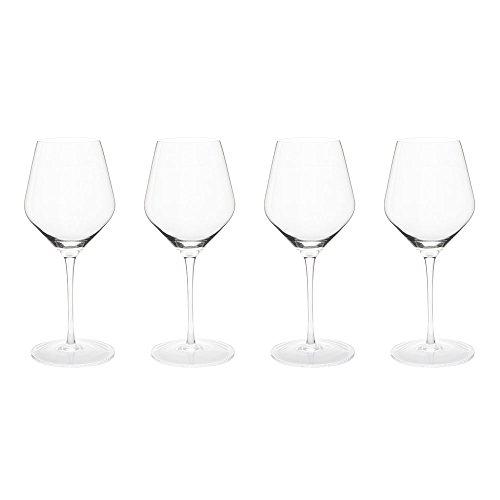ProCook - Set de verres à vin en cristal 4 Piece - 360 ml