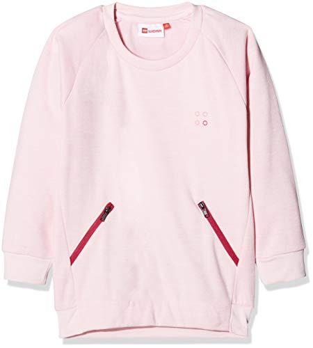 Lego Wear Baby-Mädchen Duplo Girl Summer 701 Sweatshirt, Pink (Rose 405), 92