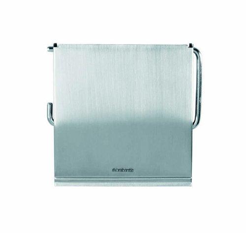 Brabantia 385322 Toilettenpapierhalter Matt Steel