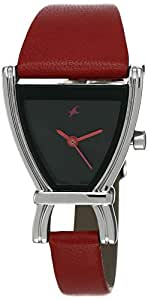 Fastrack Fits & Forms Analog Black Dial Women's Watch -NL6095SL03