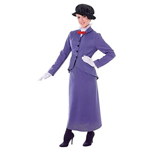 Dress Fancy Mary Kostüm - English nanny ladies book character fancy dress Costume