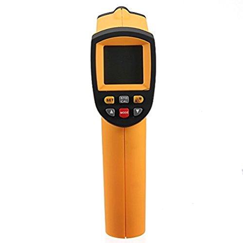 Preisvergleich Produktbild Thermometer berührungsloses Infrarot-Thermometer Gun Tester Home