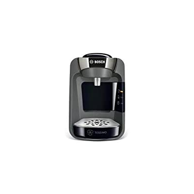 Tassimo Suny Black Coffee Machine Ref TAS3202GB 137520 by Office Needs Direct