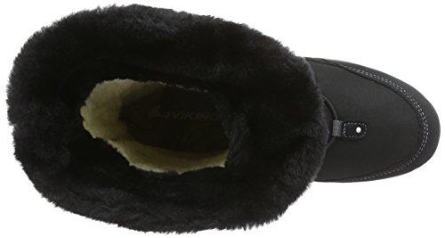 Viking Jade Gtx, Bottes de Neige fille Noir (black 2)