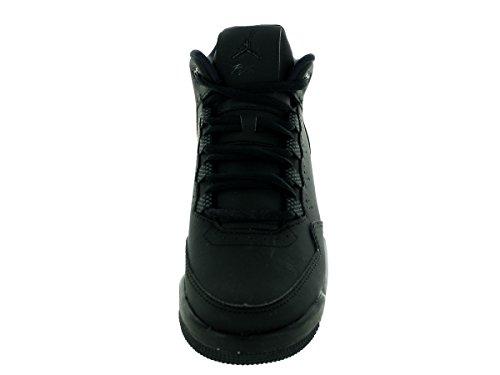 Nike Jungen Turnschuhe, Schwarz Grau Schwarz / Grau (Schwarz / Schwarz-Dunkelgrau)