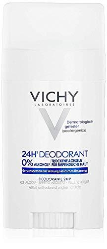 Vichy Deodorant  Ohne Aluminium-Salze Stick, 40 ml