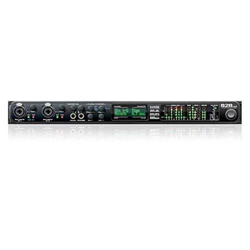 Motu 828-mk3Hybrid Schnittstelle Audio Firewire/USB2mit Auswirkungen und Mixer ON -