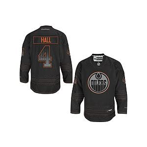 NHL Trikot/Jersey EDMONTON OILERS Taylor Hall #4 Accelerator in S (SMALL)