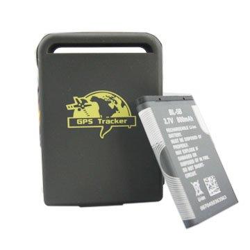 temps réel Portable Mini GPS Tracker GSM Système de suivi GPS étanche à la mode pour personne véhicule enfants Animaux personnes âgées TK102