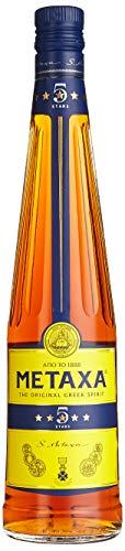 Metaxa 5 Stern Brandy (1 x 0.7 l)