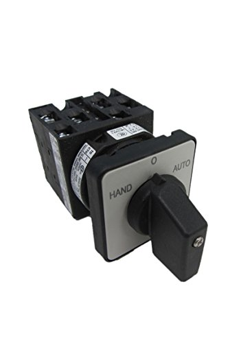 Hand - 0 - Automatik - Schalter -