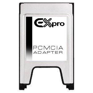 Ex-Pro® PCMCIA Adapter für eine Compact-Flash-Karte für Mercedes Comand APS-Systeme (Pcmcia-speicher-adapter)