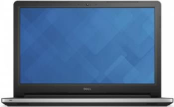 Dell Inspiron 15 5559 Z566112SIN9 15.6-inch Laptop (Core i7-6500U/16GB/2TB/Window 10/ MS Office/ 4GB Graphics), Silver image