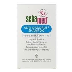 THREE PACKS of Sebamed Anti-Dandruff Shampoo by Sebamed