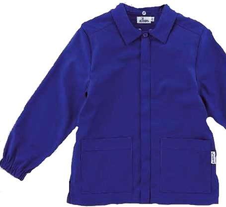 Siggi grembiule casacca scuola elementare bambino bluette (10 anni - 140 cm)