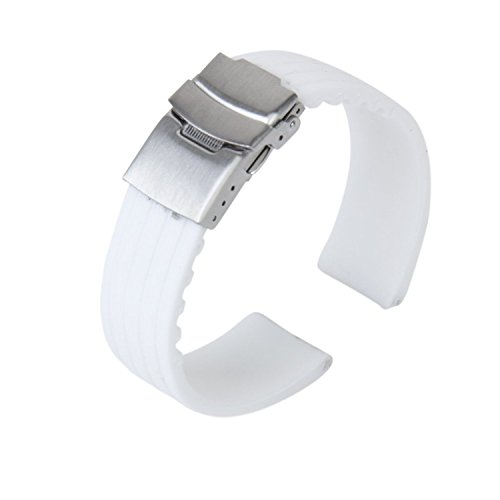 impermeable-correa-de-reloj-de-caucho-silicona-banda-con-hebilla-del-despliegue-de-20-mm-blanco-22-c