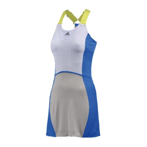 adidas Tennis Kleid Stella McCartney Barricade Dress (Blau, 40)
