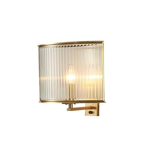 Appliques Éclairage créatif de Chevet de Chambre à Coucher de la décoration E14 de Mur de Lampe de Mur de Chambre à Coucher de Pays américain UOMUN
