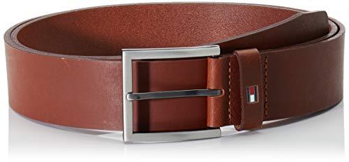 Tommy Hilfiger Herren Hampton Belt 4.0 Gürtel, Braun (Brown 901), 100