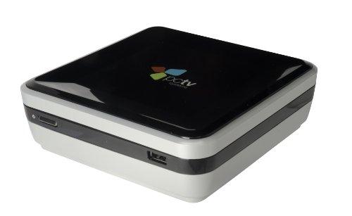 PCTV Broadway TD - DVB-T (Dual Tuner) TV/Videorecorder für iPhone, iPad, Android, Mac und PC - weltweit über Internet und WLAN