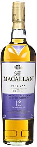 Macallan 18Y Fine Oak Whisky Escocés - 700ml