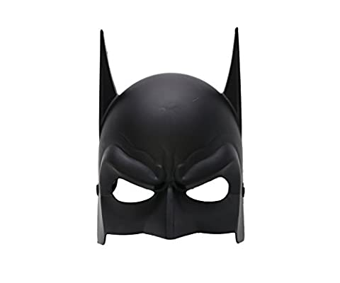 Batman Dark Knight adulte Noir Costume Halloween masque (HM7)