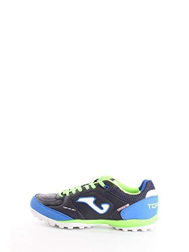Joma Top Flex 803 Marino Turf Scarpe Calcetto Uomo Erba Sintetica Mens Futsal Shoes