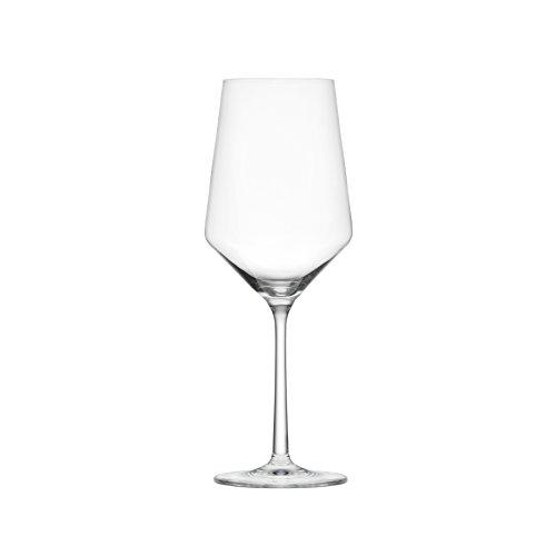 Schott Zwiesel 7544400 Pure Coffret de 6 Verres à Vin Cristal Transparent 54 cl