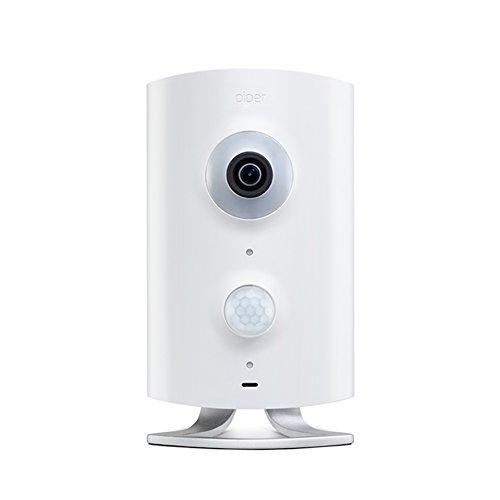 Piper RP1.5-EU-W-M1 Smart Home Kamera NV (mit Nachtsicht) weiß, 7.5