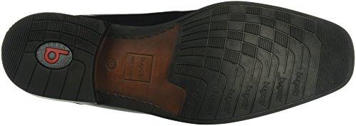 Bugatti - Scarpe stringate basse, Uomo Nero