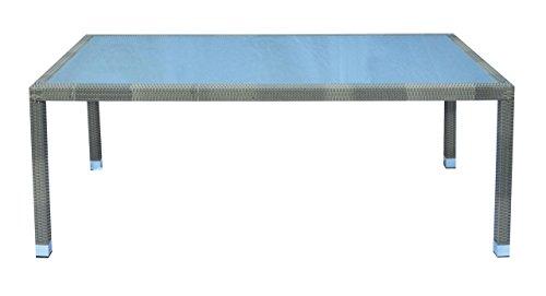 Preisvergleich Produktbild Tabelle matera 210x110 cm havana