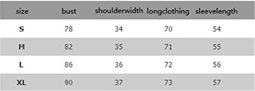 Haroty Femmes Slim Pulls Automne Sweat-Shirts Col en V Manches Longues Couleur Unie Irrégulier T-Shirts et Tops Blanc