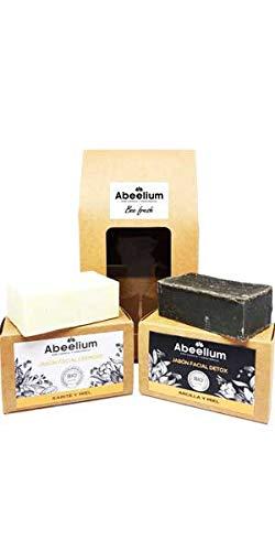 Abeelium - Pack Bee Fresh | Jabon Facial Natural para una Limpieza Facial en Profundidad - Producto natural y Ecológico | Hecho en España