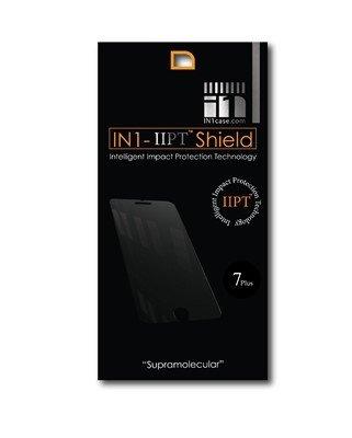 IN1 IIPT Nano Shield Schutzfolie Panzerfolie iPhone 6 Plus / 7 Plus (Iphone 6 Schutzfolie Shield)