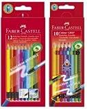 Faber-Castell–116612–Bleistift Farbe 12Seiten