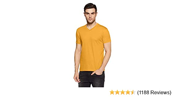 a8fc52f6b32 Jockey Men s Cotton T-Shirt  Amazon.in  Clothing   Accessories