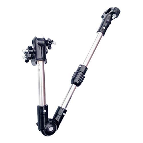 Bulary Sonnenschirm Ständer Unterstützung Für Motorrad Elektro-Fahrrad Mountainbike, Stuhl Schirmverbinder Halter Halterung Ständer Ausrüstung Zubehör