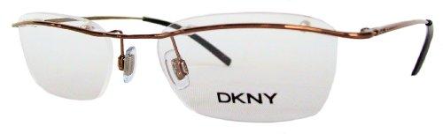 dkny-donna-karan-mens-ladies-rx-eyewear-glasses-eyeglasses-spectacles-free-case-6237-238-antique-gol