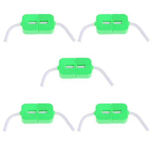 Sharplace 5 Stk. Kaputtes Seil Wiedestellen -Zaubertrick Illusionszauber Magic Trick Zubehör