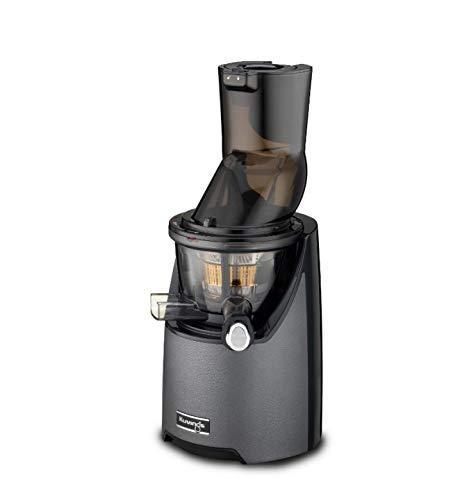 Kuvings Whole Slow Juicer EVO820 - Entsafter für Früchte und Gemüse - Saftpresse mit XXL Trichter zum einfachen Befüllen ohne Zerkleinern. BPA-frei. Zur Herstellung von Säften und Mischsäften.