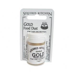 Squires Kitchen QFC Alimentos el Polvo Oro 5.5g