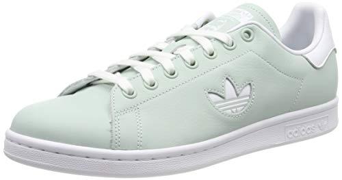 adidas Stan Smith Scarpe da ginnastica Uomo, Verde (Vapour Green/Ftwr White), 40 EU (6.5UK)