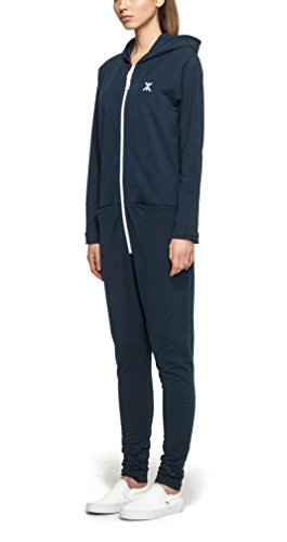 Onepiece Damen Jumpsuit Uno, Blau (Navy) - 3