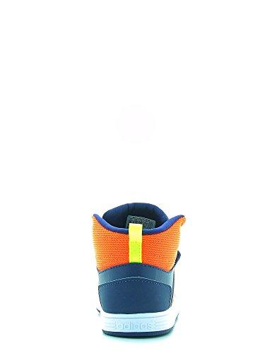 adidas Neo Hoops CMF Mid Inf B7466 Blau Kombi