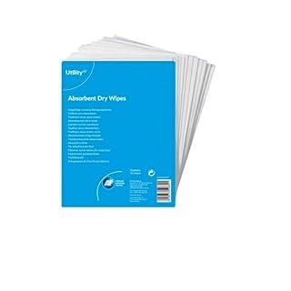 AF International AADW050UT Eine Packung mit 50 Haushaltstüchern zum Aufnehmen der häufigsten Verschmutzungen. Mehrzweck Reinigungstücher