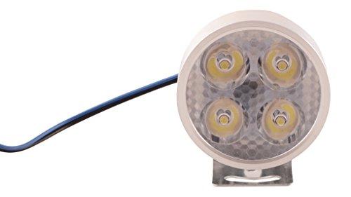 autofy universal 4 led fog auxiliary light for all bikes (chrome) Autofy Universal 4 LED Fog Auxiliary Light for All Bikes (Chrome) 31 2BP6M3YELL