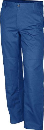 Qualitex Bund-Hose Arbeits-Hose BW 240 kornblau